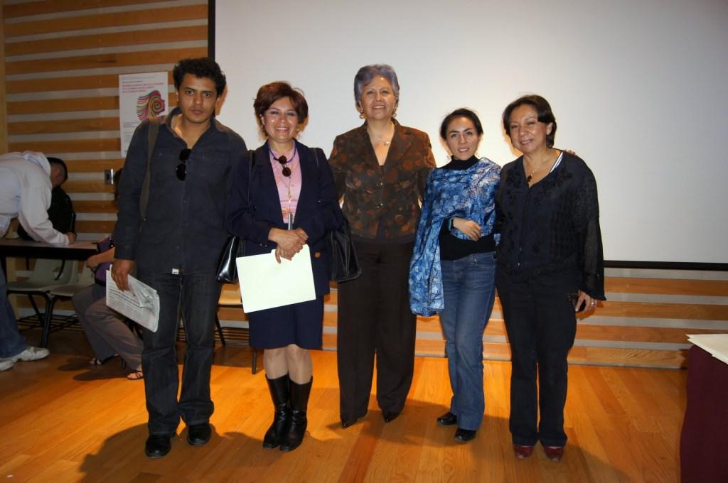 Jornada género 2011