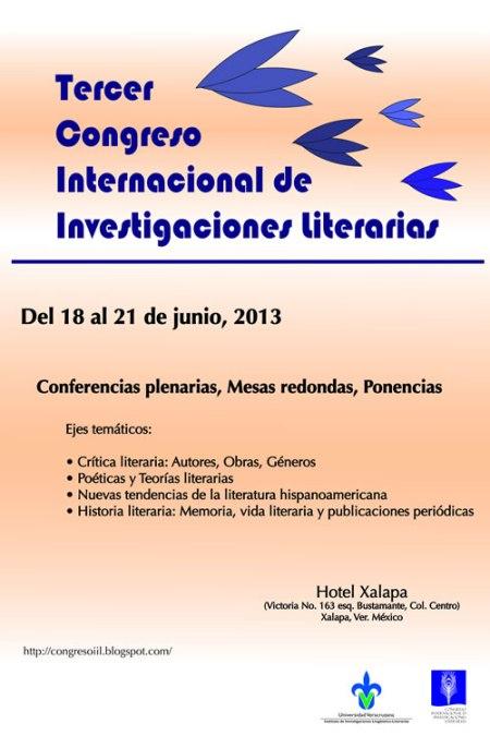 congreso-internacional-investigaciones-literarias-cartel