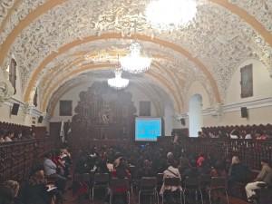 Edificio Carolino, de la BUAP